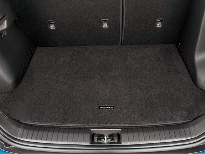 Carpet cargo mat.