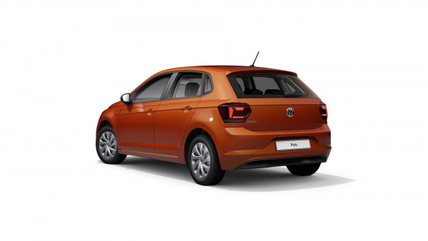 2020 MY21 Volkswagen Polo AW Comfortline Hatch Image 3