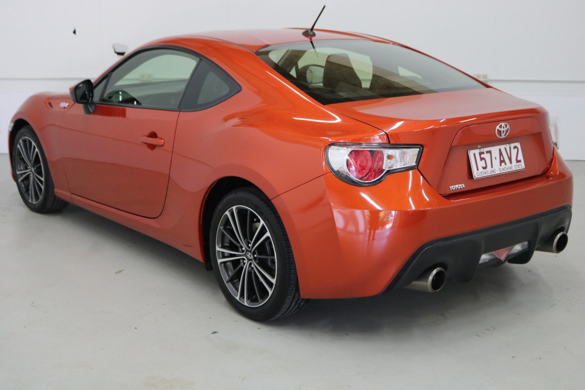 2012 Toyota 86 ZN6 GTS Coupe Image 12