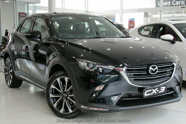 2020 MY19 Mazda CX-3 DK sTouring Suv Mobile Image 1