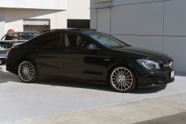 2016 MY06 Mercedes-Benz Cla45 C117 806MY CLA45 AMG Coupe Image 4