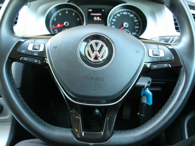 2014 Volkswagen Golf VII MY14 90TSI DSG Comfortline Hatchback