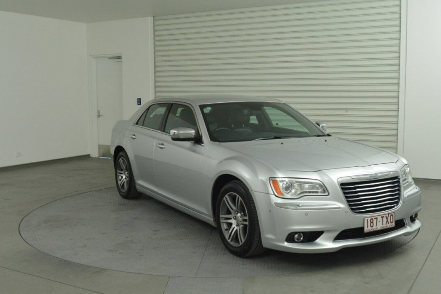 2013 Chrysler 300 LX C Sedan