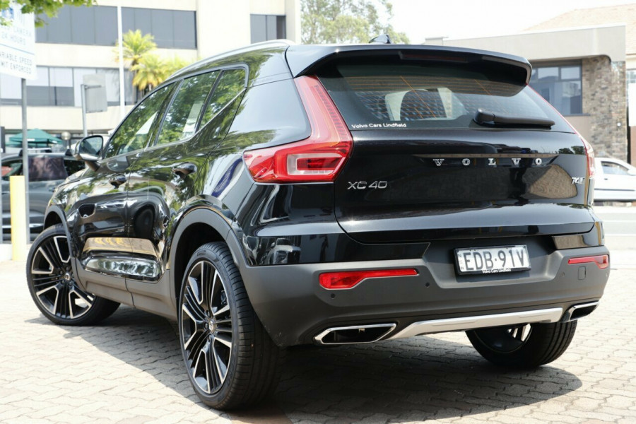 2019 MY20 Volvo XC40 XZ T4 Inscription Suv Mobile Image 3