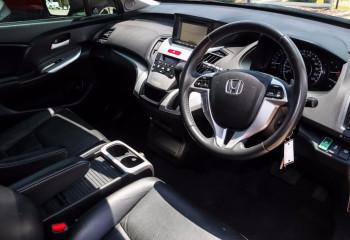 2011 MY12 Honda Odyssey 4th Gen Luxury Wagon