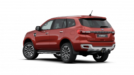 2020 MY20.75 Ford Everest UA II Titanium 4WD Suv Image 5