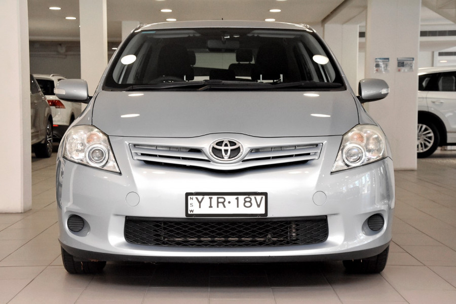 2009 Toyota Corolla Ascent
