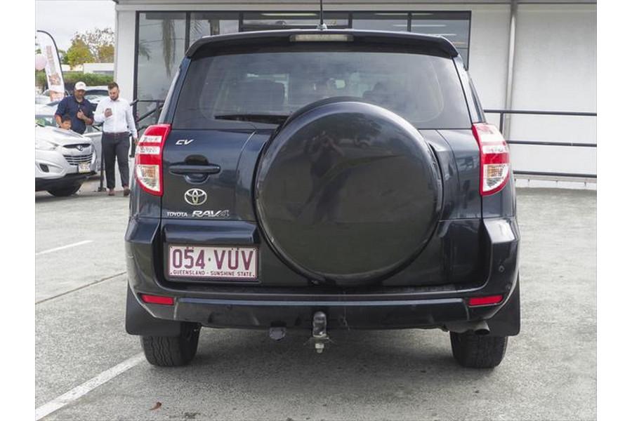 2012 Toyota RAV4 ACA38R MY12 CV Suv