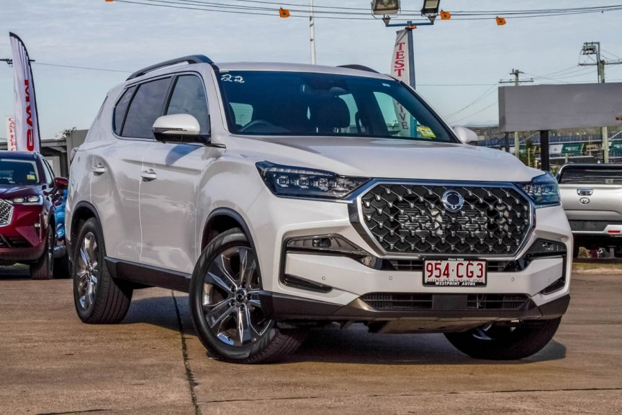2021 SsangYong Rexton Y450 Ultimate Suv