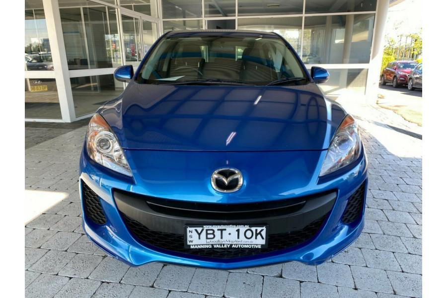 2013 Mazda Mazda3 BL10F2  Neo Hatchback
