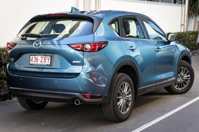 2018 Mazda CX-5 KF Touring Suv Image 2