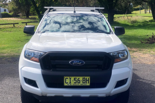2016 Ford Ranger PX MkII Turbo XL Cab chassis