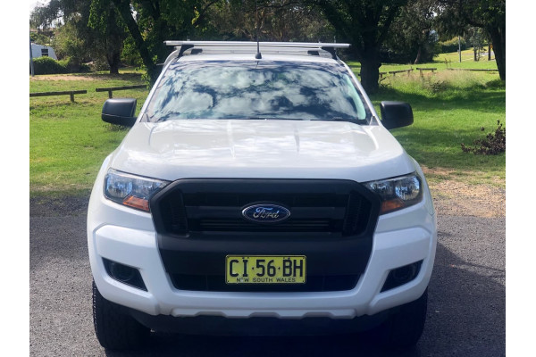 2016 Ford Ranger PX MkII Turbo XL Cab chassis Image 3