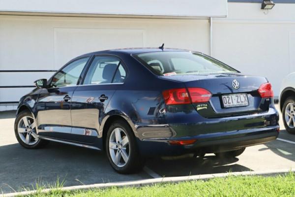 2014 Volkswagen Jetta 1B MY14 118TSI DSG Comfortline Sedan Image 4