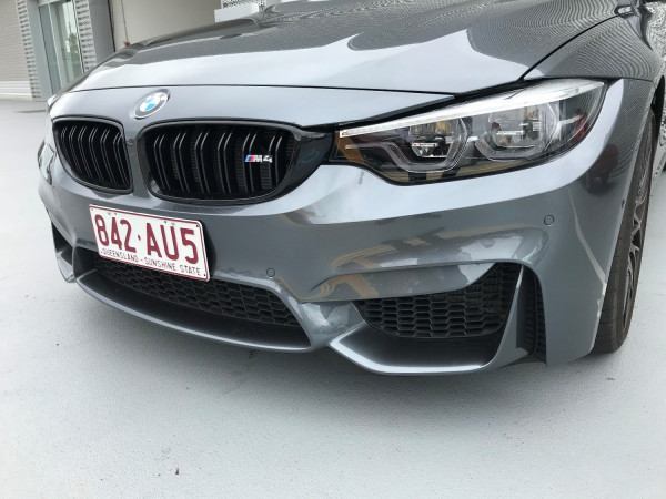 2018 BMW M4 F82 LCI Competition Coupe