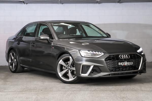 Audi A4 Auto 35 2.0L TFSI 110kW S line 7Spd