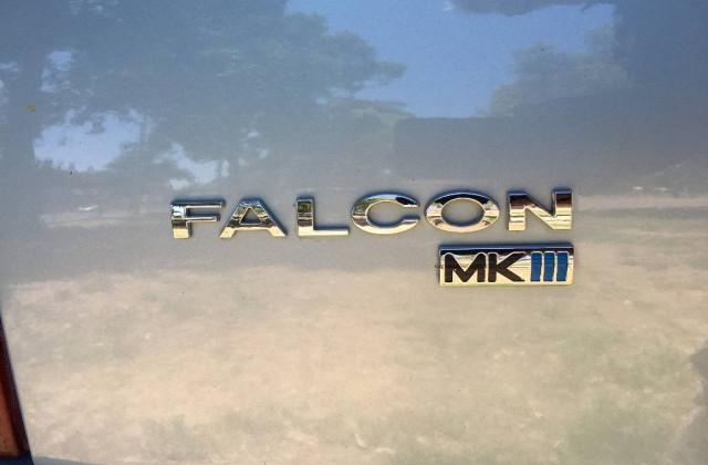 2010 Ford Falcon BF MKIII XT Wagon