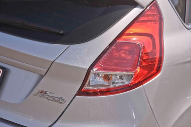 2017 MY15 Ford Fiesta WZ Sport Hatch