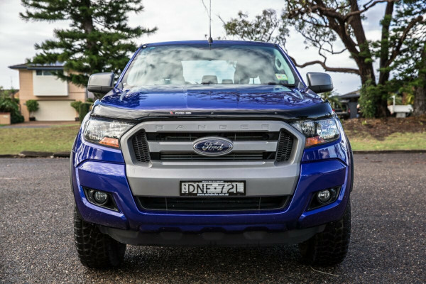 2016 Ford Ranger PX MkII XLS Ute Image 4