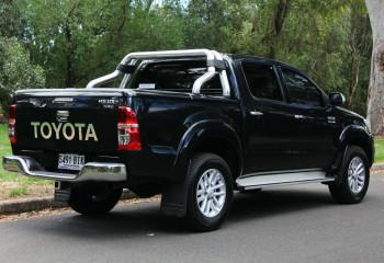 2014 Toyota Hilux KUN26R MY14 SR5 Double Cab Utility