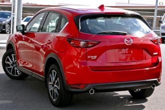 2020 Mazda CX-5 KF Series GT Suv Image 4