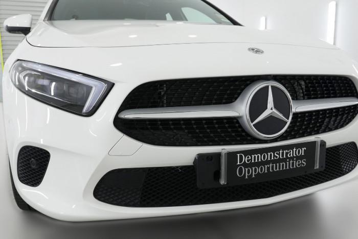 2019 Mercedes-Benz A Class Sedan Image 22