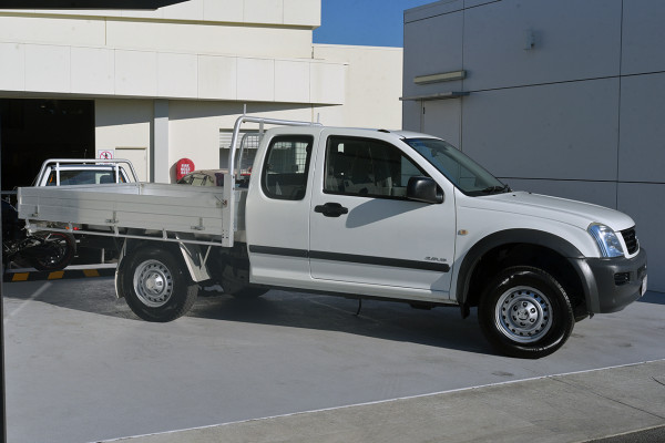 2004 Holden Rodeo RA LX Image 4