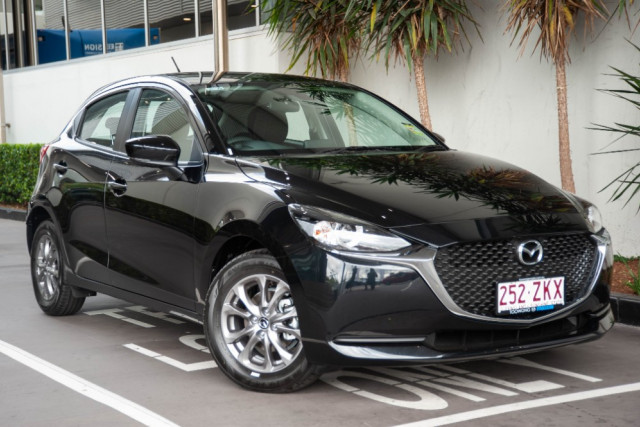 2019 Mazda 2 DJ Series G15 Pure Hatchback