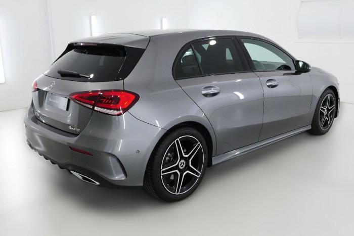 2018 Mercedes-Benz A-class W177 A250 Hatchback