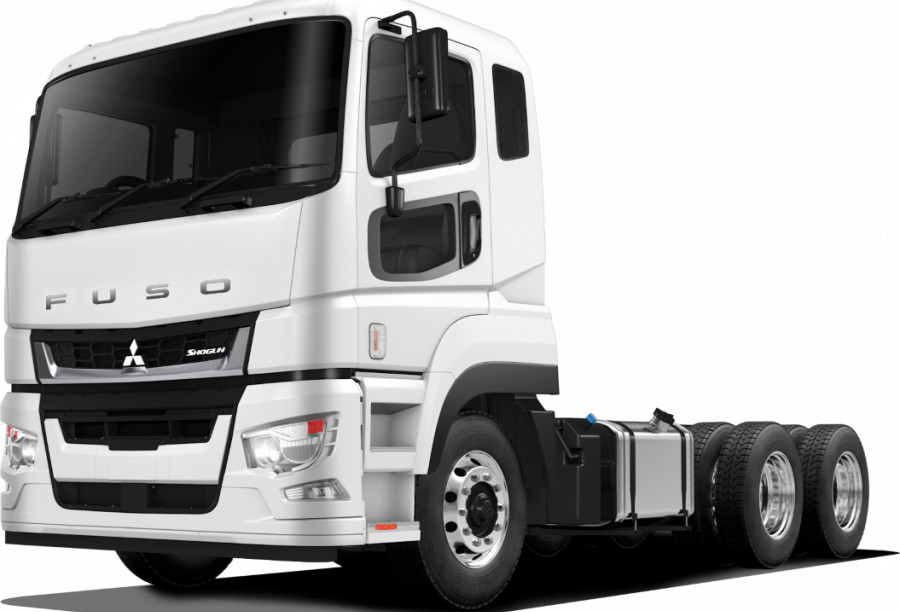 2021 MY20 Fuso FV70HK2VFAA Heavy Cab chassis