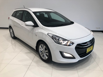 Hyundai I30 Active GD Turbo