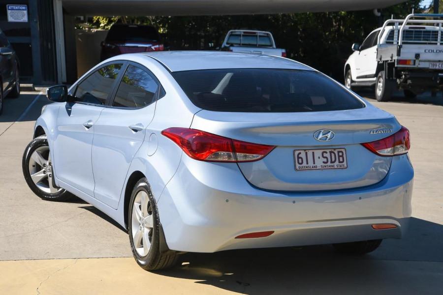 2011 Hyundai Elantra MD Elite Sedan