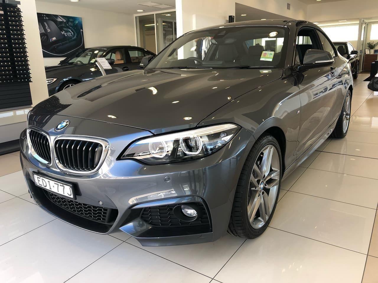 2018 BMW 2 Series F22 LCI 220i Coupe