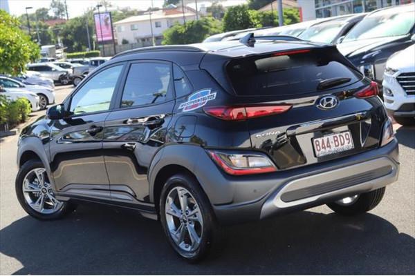 2021 Hyundai KONA OS.V4 Elite Suv Image 2