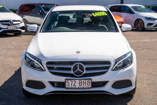 2016 MY07 Mercedes-Benz C-class W205  C200 Sedan