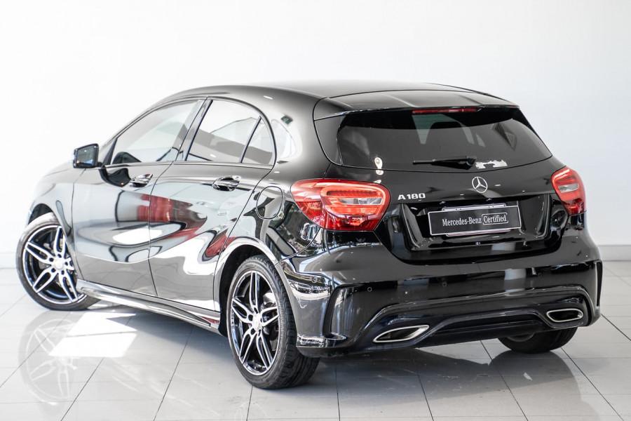 2016 Mercedes-Benz A-class A180