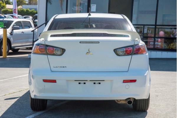 2014 Mitsubishi Lancer CJ MY15 LS Sedan Image 4