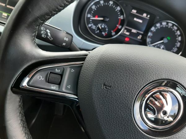 2016 MY17 Skoda Fabia NJ  81TSI Hatchback