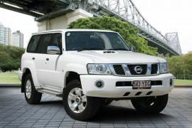 Nissan Patrol ST Y61 GU 9