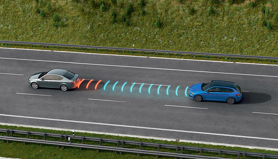Scala Adaptive Cruise Control