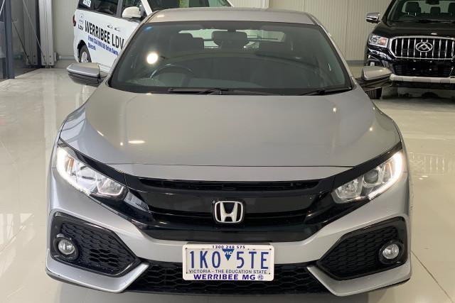 2017 Honda Civic VTi