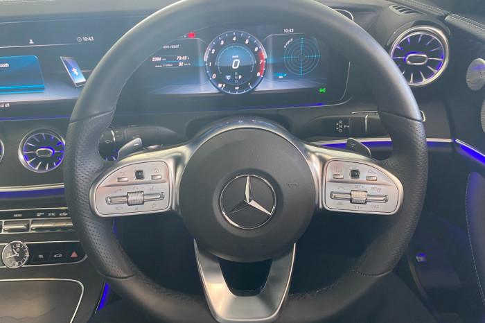 2020 Mercedes-Benz E Class Convertible Image 18