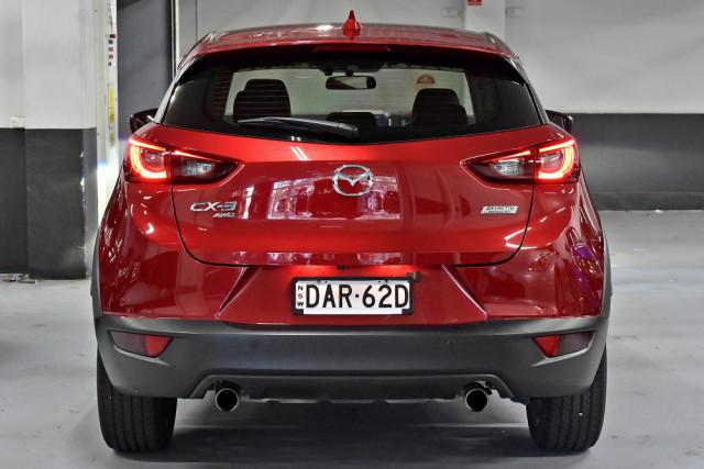 2015 Mazda CX-3 DK4W7A sTouring Suv Image 4