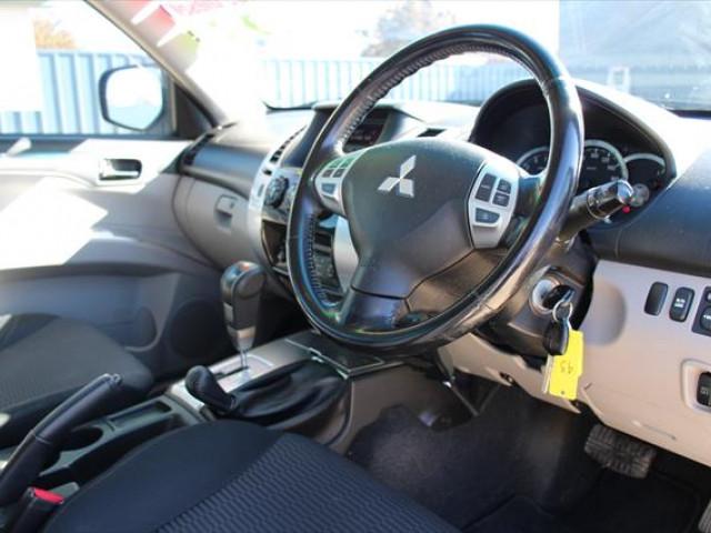 2009 MY10 Mitsubishi Challenger PB (KH)  LS Wagon