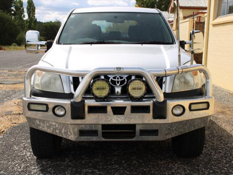 2003 Toyota Landcruiser Prado KZJ120R GXL Suv