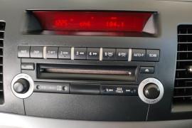 2009 Mitsubishi Lancer CJ  ES Sedan