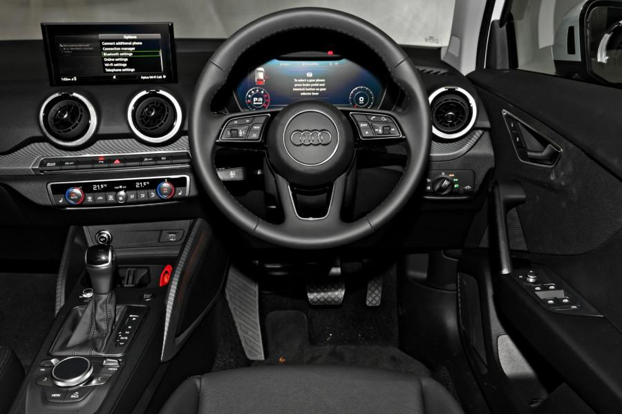2021 Audi Q2 140kW