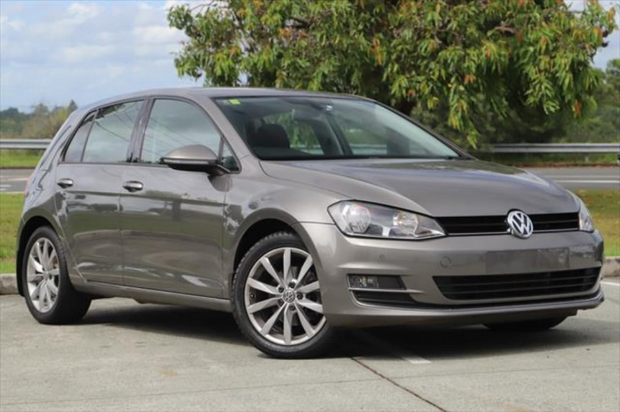 2015 Volkswagen Golf 7 MY15 110TDI Highline Hatchback Image 1