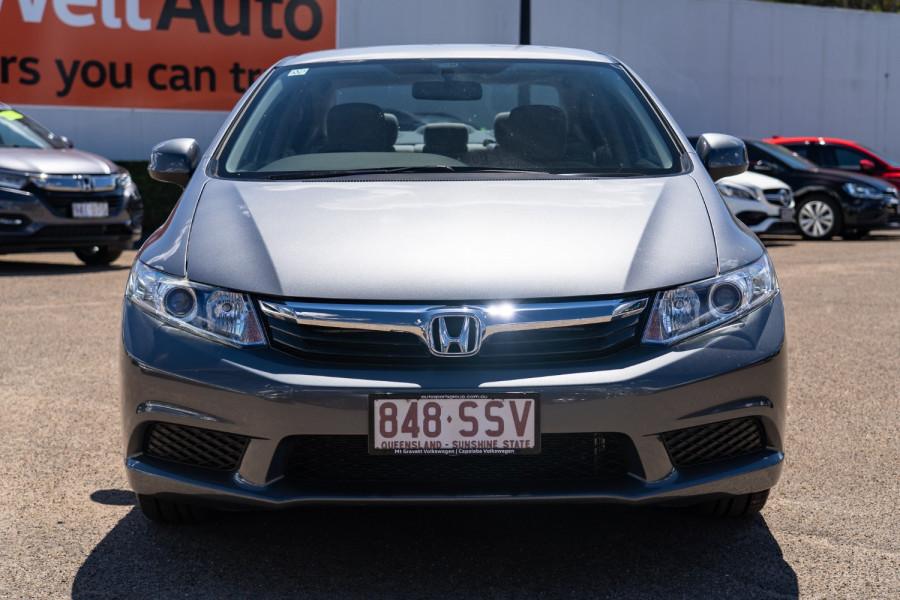 2012 Honda Civic VTi-L