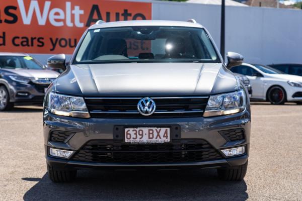 2016 MY17 Volkswagen Tiguan 5N  132TSI Comfrtline Suv Image 4